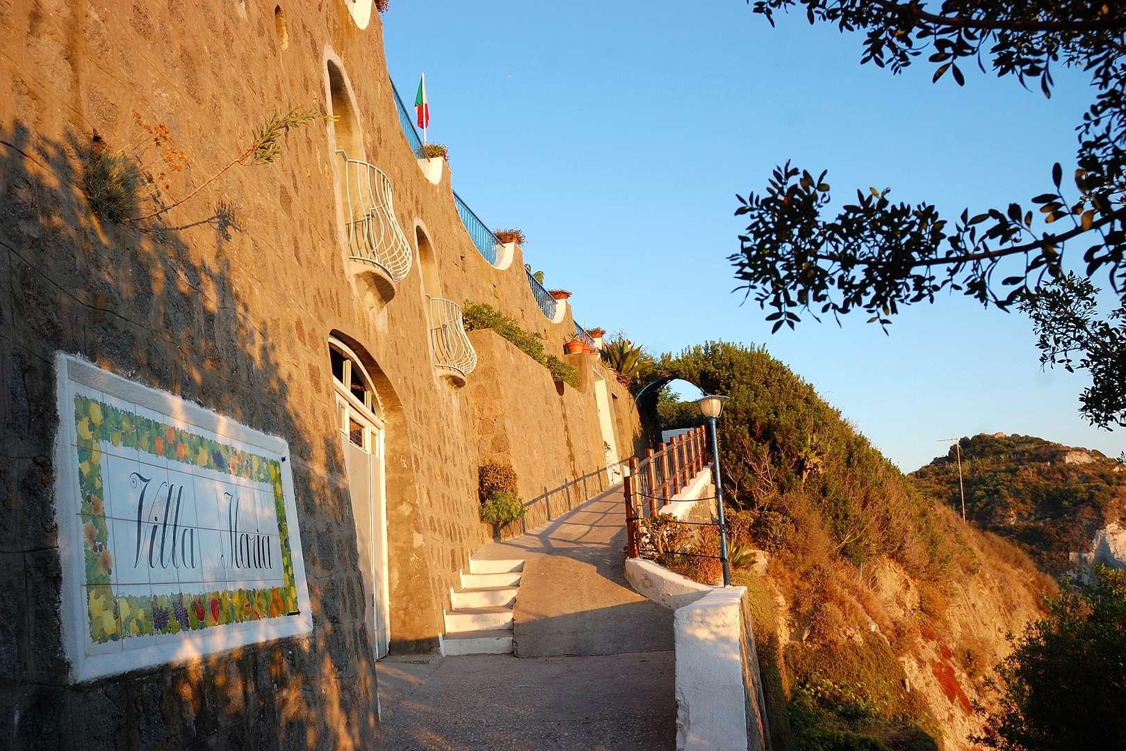 Villa Maria Ischia Indirizzo